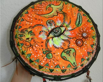 Shaman drum dream-Trommel 22 cm