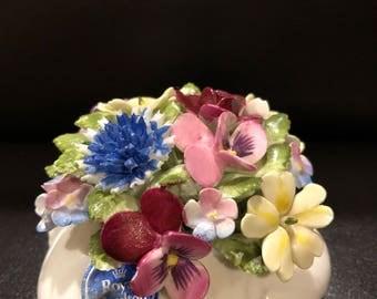 Royal Doulton China Flowers