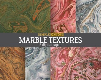 Marble texture, Marble digital paper, Marble background, Marble textures, Stone digital paper, Marble paper, Stone texture, Marble print.