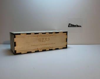 Dungeoneer Dice Box