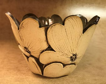Small Dogwood Bowl 62