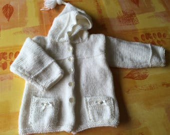 Baby coat - size 12 months to 18 months