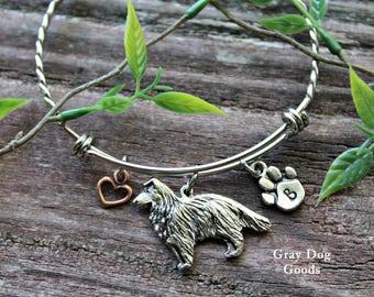 Sheltie Bracelet, Sheltie Jewelry