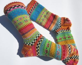 Colourful Socks Aazar Gr. 39/40