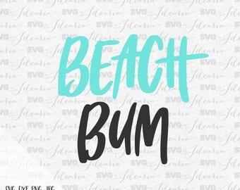Beach Bum Svg, Summer Svg, sunglasses svg, Beach svg, files silhouette, svg files cricut, svg files, svg vinyl designs, trends summer, 2017