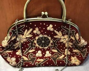 Vintage Butler and Wilson Ornate Handbag - Never Used