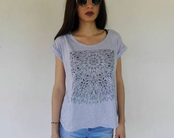 Crystal t-shirt Woman ONE SIZE M