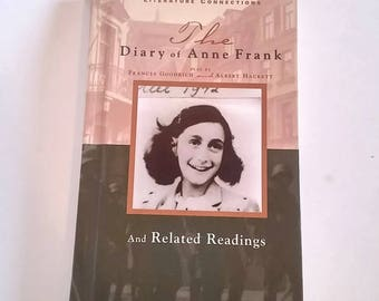 The Diary of Anne Frank, A Play and Related Readings  Hardcover
