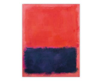 Mark Rothko Untitled 1960-61