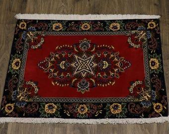 Fantastic Extra KPSI Unique Small Kashan Persian Rug Oriental Area Carpet 2'6X3