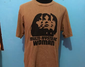 Vtg Hysteric Glamour Multi hysteric woman t shirt japan / supreme