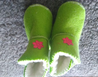 baby booties | baby shoes | baby shower gift | Christmas gift