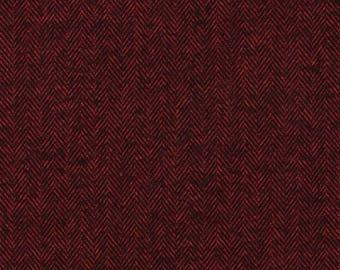 The Burgundy Herringbone Bow Tie | Father Son, Matching Bow Ties, HANDMADE CUSTOM ORDER, Pre-Tie or Self-Tie | Mens, Boys, Toddler or Baby