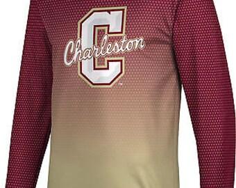 ProSphere Men's College of Charleston Zoom Long Sleeve Tee (COFC)