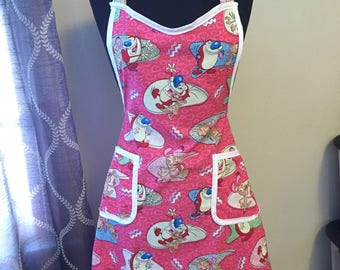 Ren and Stimpy Apron