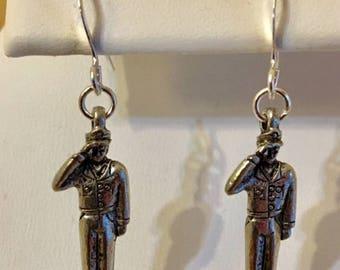 Soldier Earrings