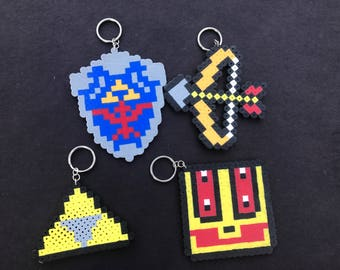 Legend of Zelda Keychains