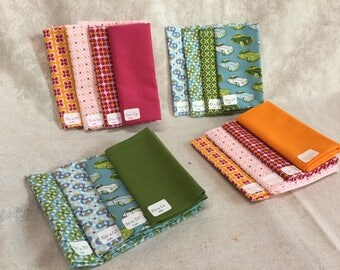 Set of fabric