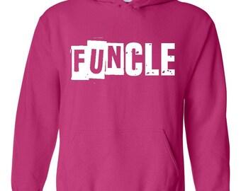 Family Hoodie Funcle  Unisex Hoodie Sweatshirt