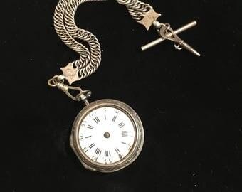 Antique JC Bauer Watch