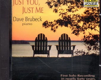 Dave Brubeck - Just You, Just Me - CD - VG+ Jazz