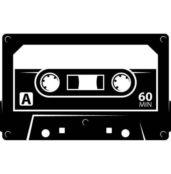 Cassette Tape 2 Album Audio Recording Media Record Music