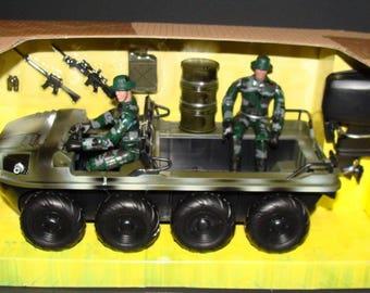 "Power team elite world peacekeepers ""Amphibian"" 1:18"