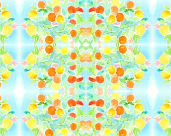 Citrus Three Wrapping Paper