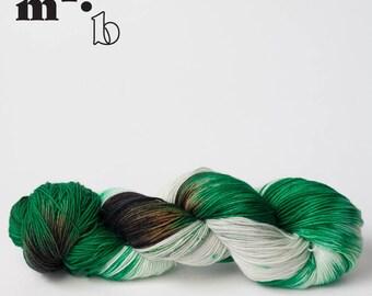 Green Arrow Sock Yarn