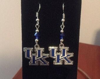 University of Kentucky Earrings