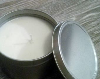 Soy Candle Scent Eucalyptus Pine(Sinus)