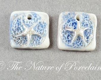 Porcelain Charms #12