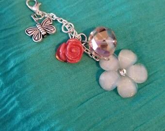 Travelers Notebook Charm; Journal Jewelry; Charm; Notebook Jewelry; Journal Bling