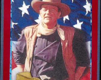 John Wayne Birthday Card