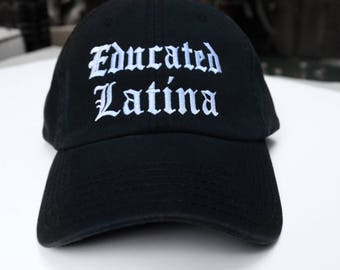 "Educated Latina ""Mami"" Cap"