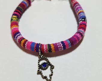 Threaded Boho Bracelet