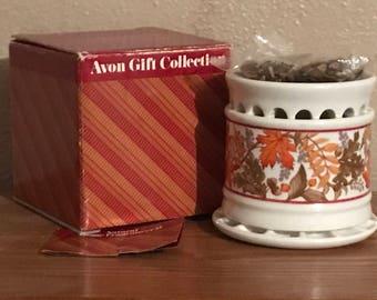SALE!!! Vintage Avon Natural Home Fragrancer II - Potpourri - Candle - Warmer