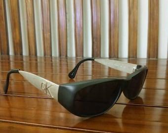Vintage CALVIN KLEIN CK 1000 2 Rare Sunglasses