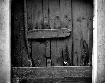 Door - Fine Art Photographic Print.