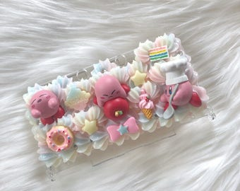 Kawaii decoden case for NEW 3ds