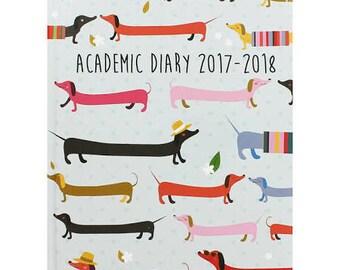 Academic Diary 2017-2018,