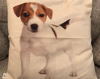 Jack russell cover cushions,cushions, decorative cushions,pillow cover,jack russell pillow cover,Jack Russell cushions, Jack Russell pillowc
