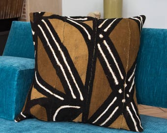 MALI Mudcloth pillow cover
