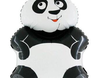 Panda Kung Fu Foil Balloon Party Supplies Decoration Birthday Balloon Panda 30''