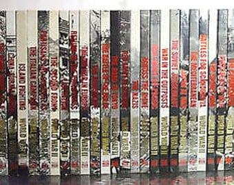 TIME-LIFE: World War II-Complete 39 Book Set