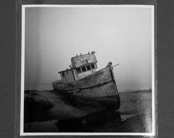 "Fine Art Photography ""Shipwreck"" Archival Print"