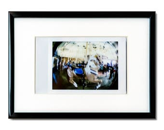 "Fine Art Photography ""Looff"" Framed Instax Mini Print"