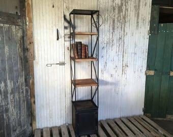Industrial style Maraina library