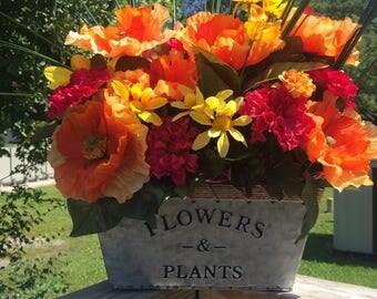 Summer Floral arrangment, Floral arrangment, Summer florals
