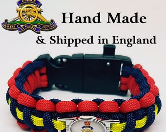 Royal Artillery Regiment Wristband